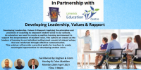 Developing Leadership, Values & Rapport: Applying the principles and practices of coaching to empower student voice in our schools