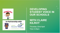 Developing Student Voice in Our Schools