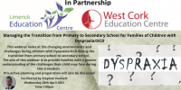 Managing the Transition from Primary to Secondary School for Families of Children with Dyspraxia/DCD